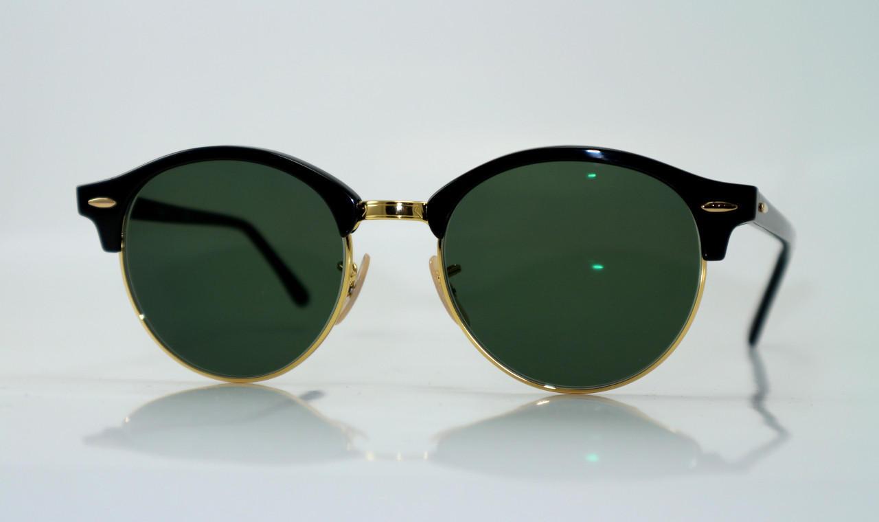 4e660965fe295e Ray-Ban zonnebril met G15-groene glazen op sterkte